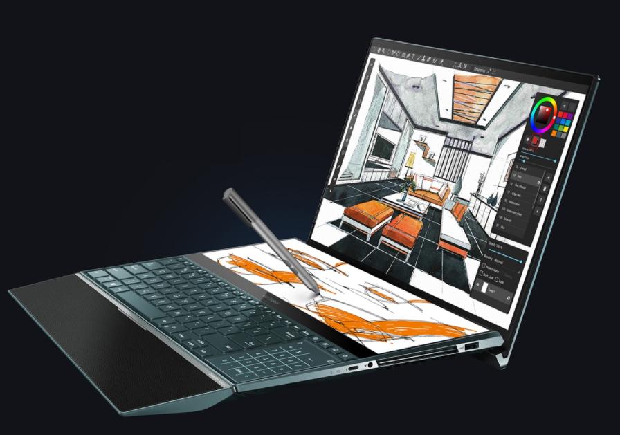 ASUS Zenbook Pro Duo UX581 1