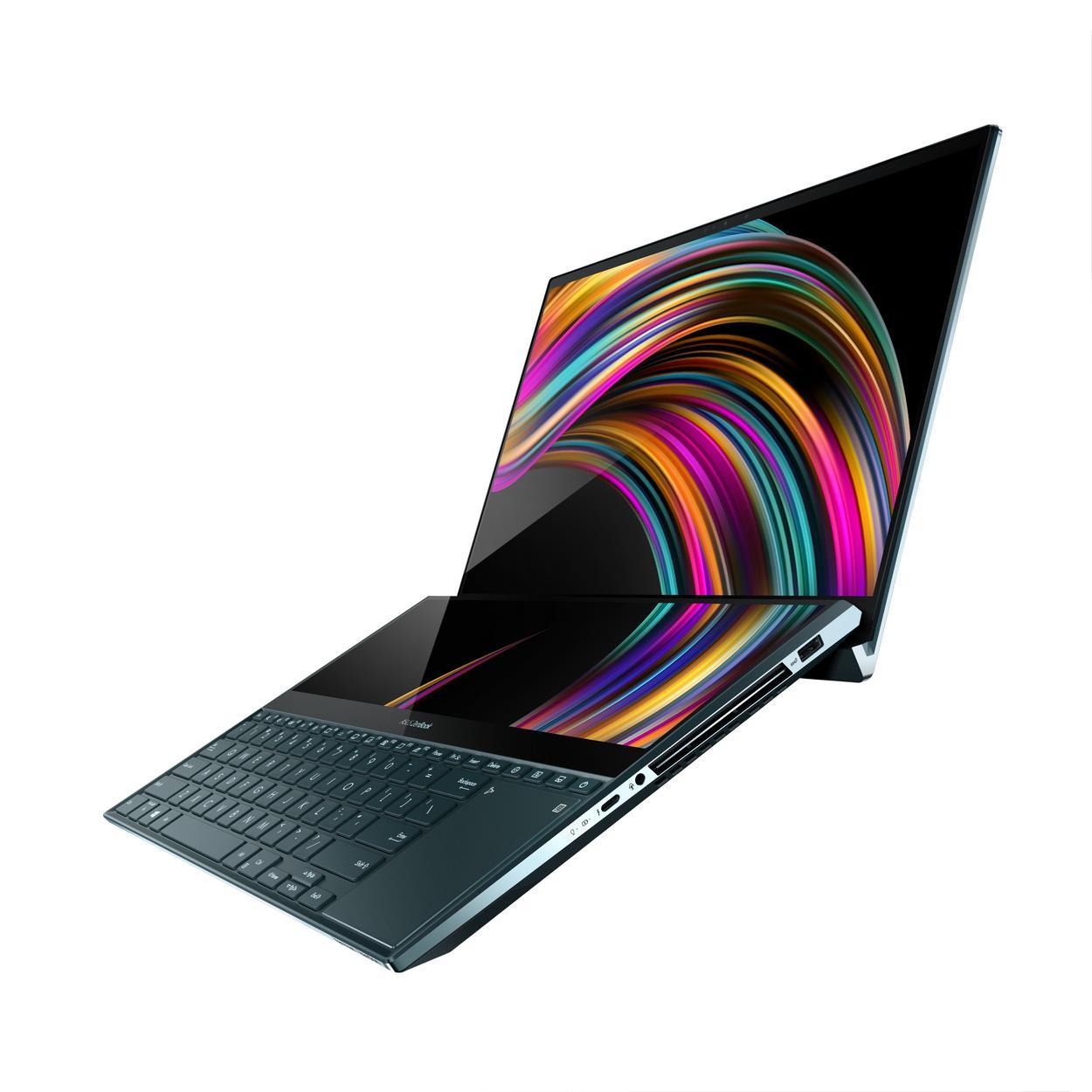 ASUS Zenbook Pro Duo UX581 10