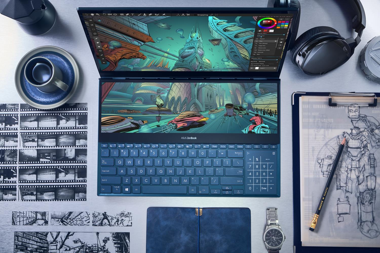 ASUS Zenbook Pro Duo UX581 14