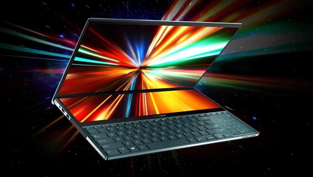 ASUS Zenbook Pro Duo UX581 3