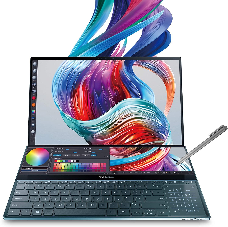 ASUS Zenbook Pro Duo UX581 6