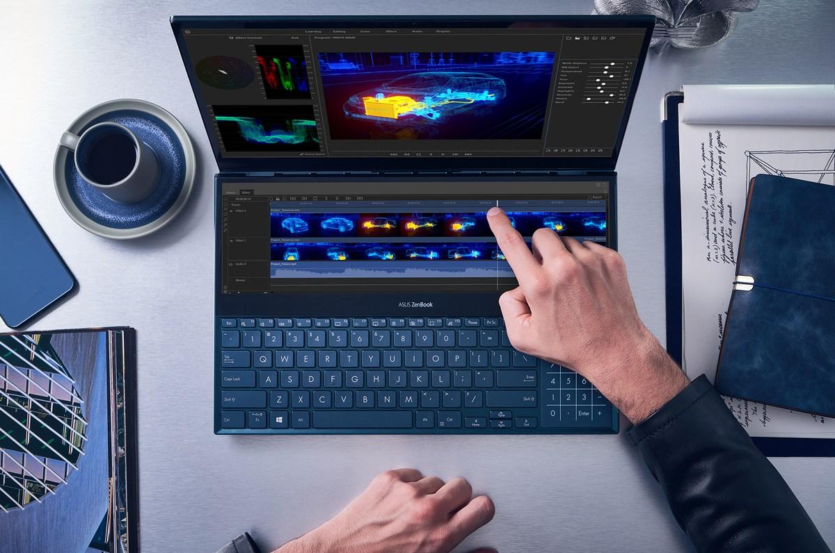 ASUS Zenbook Pro Duo UX581 7