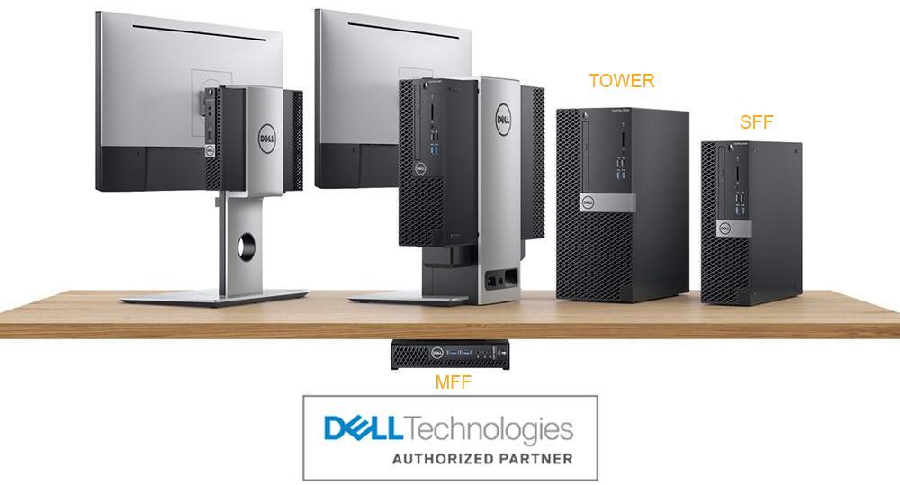 DELL Optiplex MFF ( Micro PC )