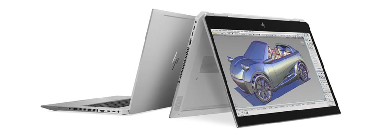 HP Zbook X360 15 Pulg