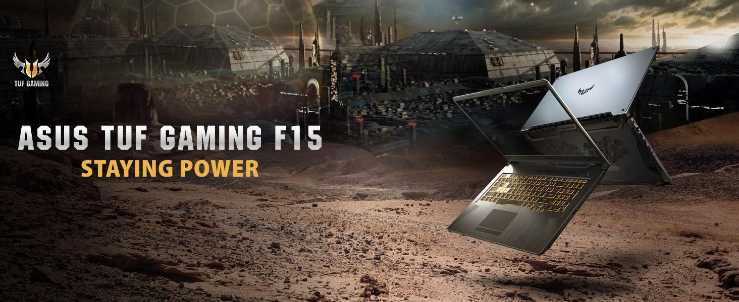 ASUS TUF F15