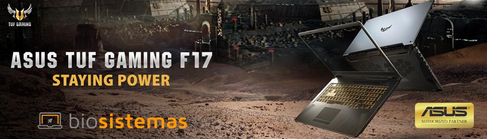 ASUS TUF F17